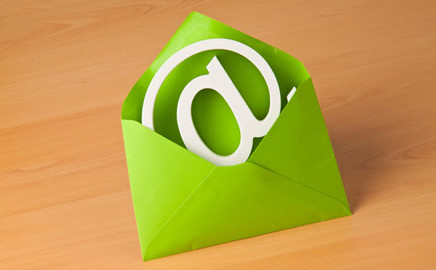 Newsletter services that keep you in touch with your clients.